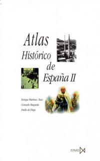 ATLAS HISTORICO DE ESPAÑA II
