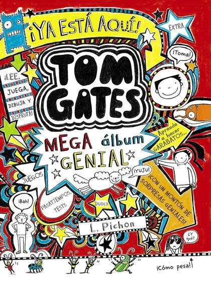 TOM GATES: MEGA ÁLBUM GENIAL.