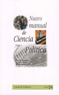 NUEVO MANUAL CIENCIA POLITICA 2VOLS
