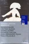 GRANDES ARTISTAS ESPAÑOLES VOLÚMEN 1. VALDÉS, CRISTINA IGLESIAS Y ANDREU ALFARO