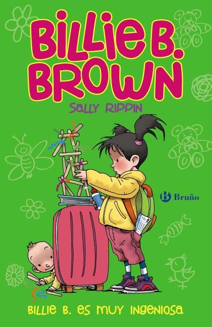 BILLIE B. BROWN, 6. BILLIE B. ES MUY INGENIOSA.