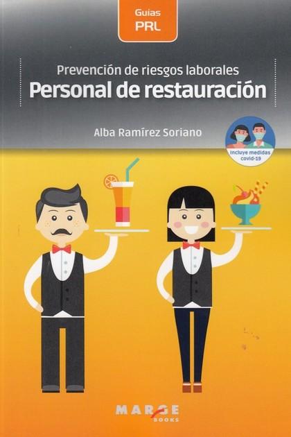 PREVENCIÓN DE RIESGOS LABORALES: PERSONAL DE RESTAURACIÓN.