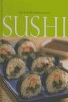SUSHI. RECETAS TRADICIONALES JAPONESAS.
