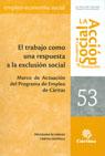 EL TRABAJO COMO UNA RESPUESTA A LA EXCLUSIÓN SOCIAL: MARCO DE ACTUACIÓN DEL PROGRAMA DE EMPLEO