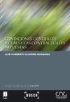 CONDICIONES GENERALES Y CLÁUSULAS CONTRACTUALES IMPUESTAS