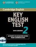 CAMBRIDGE KEY ENGLISH TEST 2 SELF STUDY.
