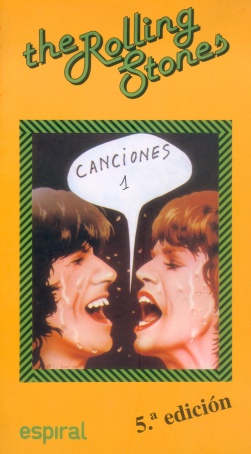 THE ROLLING STONES CANCIONES 1 N 88