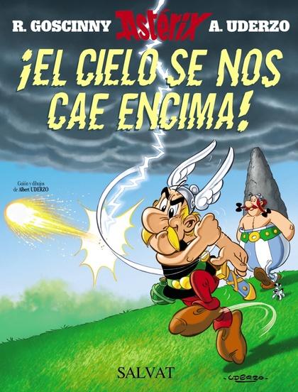 ASTÉRIX ¡EL CIELO SE NOS CAE ENCIMA!.33