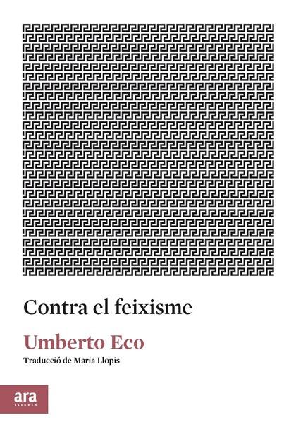 CONTRA EL FEIXISME.