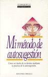 METODO DE AUTOSUGESTION