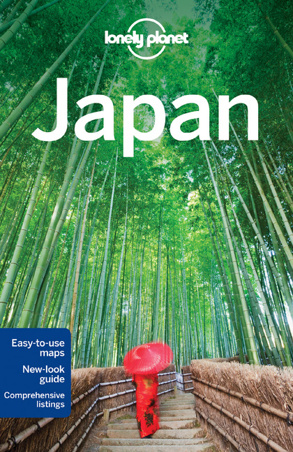 JAPAN 13  *LONELY PLANET ING.2013*
