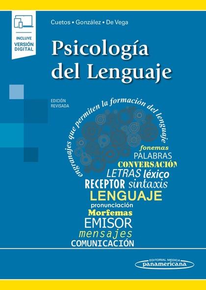 PSICOLOGÍA DEL LENGUAJE (INCLUYE ACCESO A EBOOK).