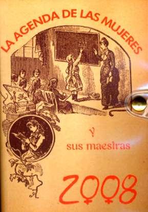 2008 AGENDA DE LAS MUJERES.