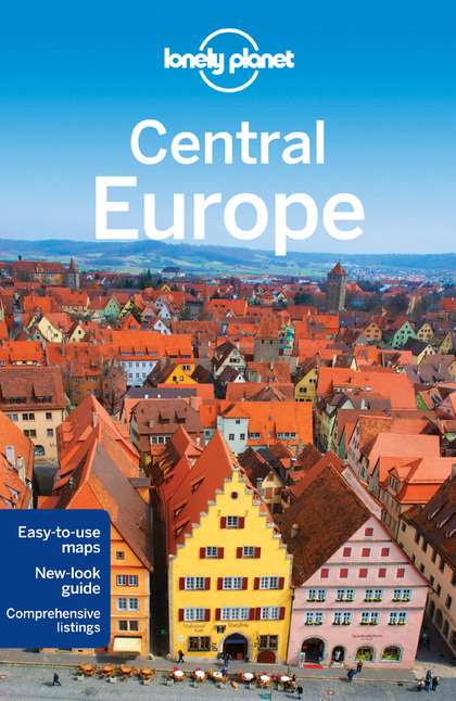 EUROPE CENTRAL 10  *LONELY PLANET ING.2013*