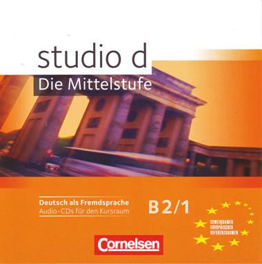 STUDIO D B2/1: AUDIO - CD                                                       AUDIO - CD
