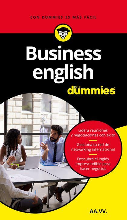 BUSINESS ENGLISH PARA DUMMIES.