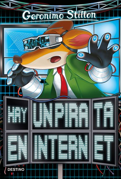 HAY UN PIRATA EN INTERNET.