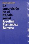 LA SUPERVISIÓN EN EL TRABAJO SOCIAL