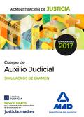 CUERPO DE AUXILIO JUDICIAL DE LA ADMINISTRACIÓN DE JUSTICIA. SIMULACROS DE EXAME.