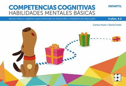 COMPETENCIAS COGNITIVAS. HABILIDADES MENTALES BÁSICAS 4.2 PROGRESINT INTEGRADO IAPOYO BÁSICO CO