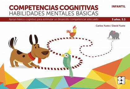 COMPETENCIAS COGNITIVAS. HABILIDADES MENTALES BÁSICAS 5.3 PROGRESINT INTEGRADO IAPOYO BÁSICO CO