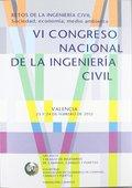 VI CONGRESO NACIONAL INGENIERIA CIVL. + CD + SEPARATA