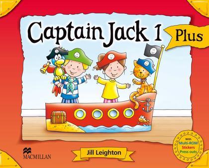 (11).CAPTAIN JACK 1.*PLUS* (4 AÑOS) (ST+WB+MULTIRO
