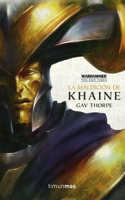 LA MALDICIÓN DE KHAINE, Nº 3.