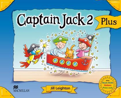 (11).CAPTAIN JACK 2 *PLUS*.(5 AÑOS) (ST+WB+MULTIRO
