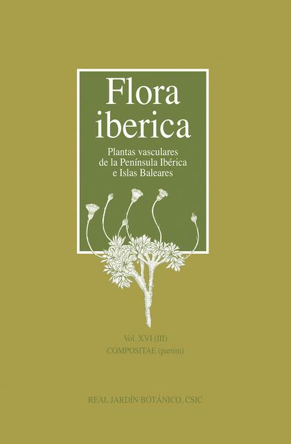 FLORA IBERICA XVI COMPOSITAE