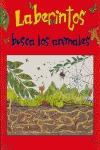 LABERINTOS BUSCA LOS ANIMALES.