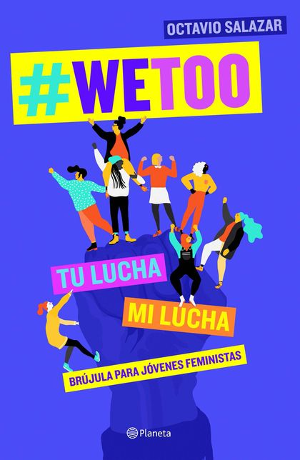 WETOO. BRÚJULA PARA JÓVENES FEMINISTAS
