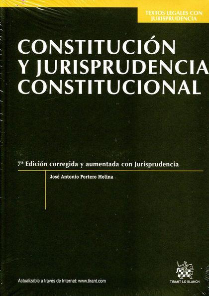 CONSTITUCIÓN Y JURISPRUDENCIA CONSTITUCIONAL