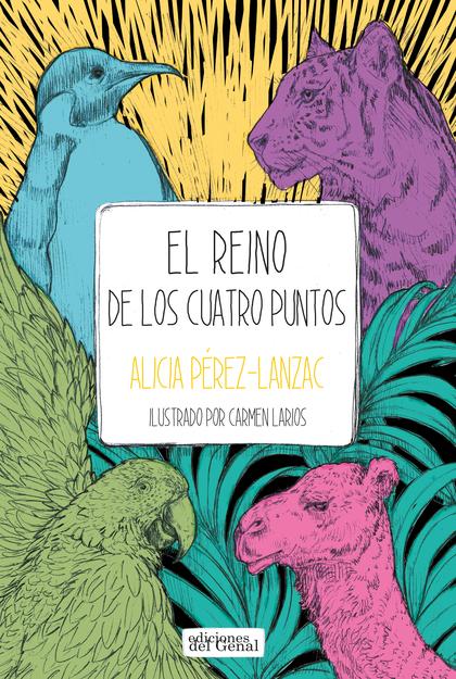 EL REINO DE LOS CUATRO PUNTOS.