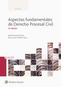 ASPECTOS FUNDAMENTALES DEL DERECHO PROCESAL CIVIL (3.ª EDICIÓN).