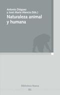 NATURALEZA ANIMAL Y HUMANA