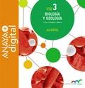 BIOLOGÍA Y GEOLOGÍA 3. ESO. ANAYA + DIGITAL..