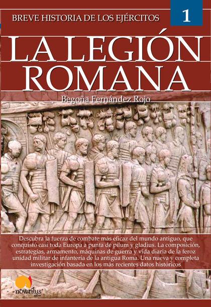 BREVE HISTORIA EJERCITOS LEGION ROMANA
