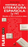 HISTORIA LITERATURA ESPAÑOLA. IV. DESDE EL 98 A NUESTROS DÍAS