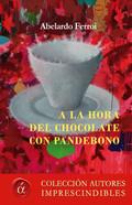 A LA HORA DEL CHOCOLATE CON PANDEBONO.