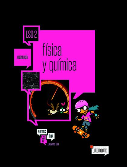FÍSICA Y QUÍMICA 2.º ESO ANDALUCÍA.