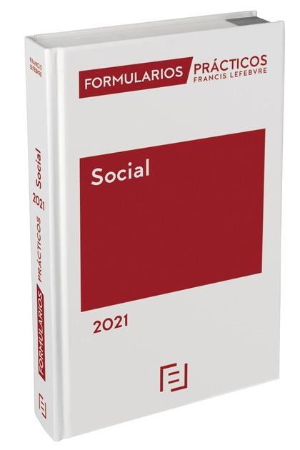 FORMULARIOS PRÁCTICOS SOCIAL 2021.