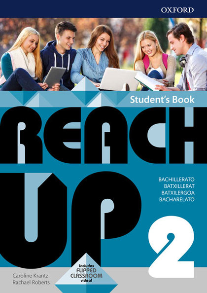 REACH UP 2. STUDENT´S BOOK