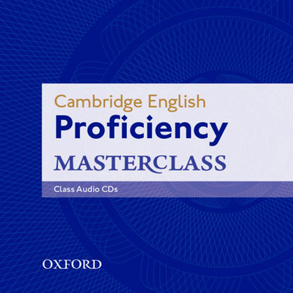 PROF MASTERCLASS CLASS AUDIO CDS.