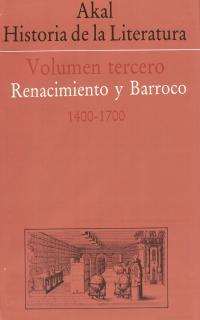HISTORIA DE LA LITERATURA III.