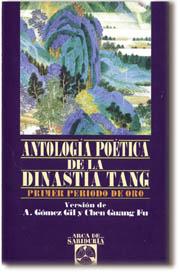 ANTOLOGIA POETICA DINASTIA TANG