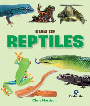 GUÍA DE REPTILES  (COLOR).