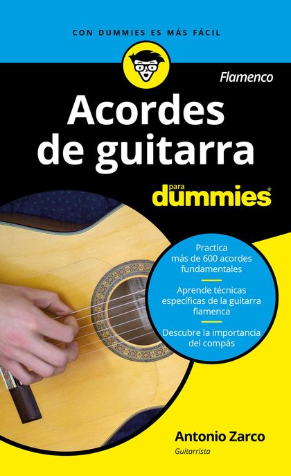 ACORDES DE GUITARRA FLAMENCO PARA DUMMIES.