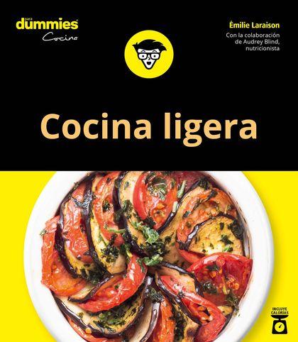 COCINA LIGERA PARA DUMMIES.