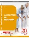 AUXILIARES DE GERIATRÍA. TEST GENERAL